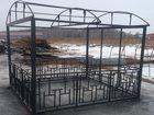 Скачать бесплатно фото Строительные материалы беседка металлическая садовая 33123901 в Ногинске