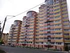 1-комнатная квартира-студия в новом доме ЖК Ногинск в центре