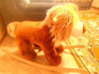 Увидеть изображение Товары для новорожденных продается лошадка-качалка 32487833 в Ноябрьске