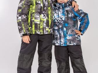 Скачать бесплатно foto Женская одежда Детский зимний утепленный костюм для прогулок 34286234 в Бийске