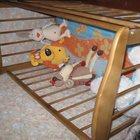 Детская кроватка, коляска, стульчик