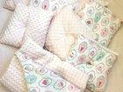 Бортики в кроватку  одеяло