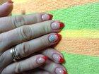 Свежее фотографию  Наращивание ногтей 33708670 в Новокузнецке