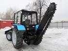Фото в   Установка на базе трактора МТЗ.   Разработка в Новокузнецке 1700