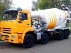 Изображение в   Транспортировка цементных растворов и бетонов в Новокузнецке 550