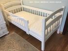 Новое foto  кровати из массива от производителя 40589700 в Новокузнецке