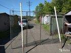 Металлические ограда