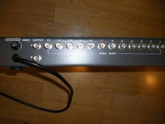 Свежее изображение Видеокамеры коммутатор видео сигналов merit li-lin 32437173 в Новокузнецке