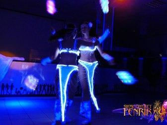 Просмотреть фото Организация праздников Световое неоновое шоу 38278174 в Новокузнецке