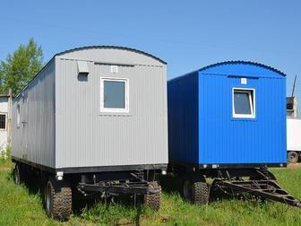 Свежее фотографию  Бытовка, вагон-дома, вагончики ТОРОС от производителя 39032903 в Новокузнецке