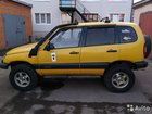 Chevrolet Niva 1.7МТ, 2004, 166000км