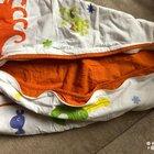 Спальный детский мешок хлопок IKEA