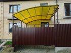 Уникальное изображение Другие строительные услуги навесы заворы ворота лестницы калитки 32532602 в Новороссийске