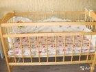 Кроватка   матрас