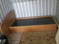 Кровать на продажу Продается кровать в отличном состоянии. Спальное место (матра