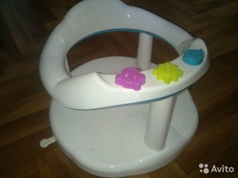Смотреть фотографию Детская одежда Стульчик для купания,круг,горшок и многое другое, 33079677 в Новороссийске
