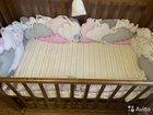 Бортики в кроватку и гнездо