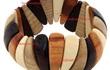 Оптовая продажа деревянной бижутерии (серьги,