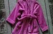 Продам халат банный для девочки р-р 116 Состояние