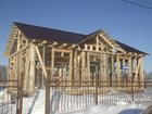 Фото в   Предлагаем строительство домов, гаражей, в Новосибирске 1000