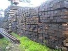 Скачать бесплатно фотографию Строительные материалы шпала строительная 32609968 в Новосибирске