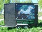 Фотография в Авто Прицепы для легковых авто Продам прицеп коневозку, на двух лошадей- в Новосибирске 210000