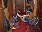 Фотография в   Продам детский спортивный велосипед, практически в Новосибирске 3500