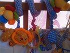 Изображение в Для детей Товары для новорожденных Очень нравилась доче и помогала нам в дороге! в Новосибирске 400