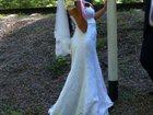 Изображение в Одежда и обувь, аксессуары Свадебные платья Продам красивейшее свадебное платье 15 000 в Новосибирске 15000