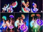 Смотреть фотографию Организация праздников Beauty White шоу, Неоновое шоу 34160684 в Новосибирске