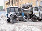Изображение в   Заснеженные улицы, огромные сугробы: русская в Новосибирске 100