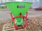 Скачать foto Опрыскиватель (удобрятель) Разбрасыватель минеральных удобрений Promar - 500л 34712303 в Новосибирске