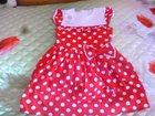 Фото в Для детей Детская одежда Продам новое платье фирмы ИВАШКА на рост в Новосибирске 300