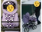 Фото в Для детей Детские коляски состояние очень хорошее, в комплекте сумка, в Новосибирске 5000
