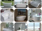 Скачать изображение  Изысканные ванны! Элегантные раковины! 35308183 в Новосибирске
