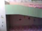 Изображение в Мебель и интерьер Мебель для детей Продам детскую двухярусную кровать с матрасами в Новосибирске 10000