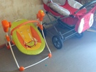 Уникальное фото Детские коляски Продам коляску и шезлонг 36413733 в Новосибирске