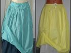 Скачать бесплатно foto Женская одежда Юбки хлопковые двухцветные новые 36773865 в Новосибирске