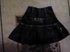 Изображение в Для детей Детская одежда Продам Джинсовую юбку на 4-5 лет Состояние в Новосибирске 500