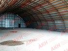 Изображение в Недвижимость Аренда нежилых помещений Новое неотапливаемое складское здание арочного в Новосибирске 189000