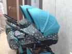 Изображение в   Продам коляску в хорошем состоянии.   Вес в Новосибирске 0