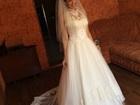 Смотреть фотографию  Свадебное платье 37534045 в Новосибирске