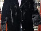 Просмотреть изображение Женская одежда Шуба женская мутоновая новая черная, р, 48 - 50 37819678 в Новосибирске