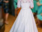 Смотреть фотографию  Свадебное платье 38755302 в Новосибирске