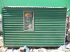 Скачать фото  Продам утепленную бытовку срочно 40460043 в Новосибирске