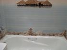 Смотреть фотографию  Ремонт ванной комнаты,санузла,кухни, Потолок, 42587041 в Новосибирске