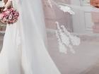 Просмотреть изображение Свадебные платья свадебное изящное платье за пол цены 66385504 в Новосибирске