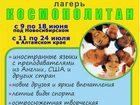 Уникальное foto Детские лагеря Детский креативно-лингвистический лагерь Космополитан 66492480 в Новосибирске