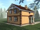 Просмотреть foto  Строим коттеджи и дома, бани,заборы, кроем крыши 68112357 в Новосибирске