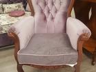 Свежее фото Столы, кресла, стулья Продам классическое кресло Юнна-Данко 69337717 в Новосибирске